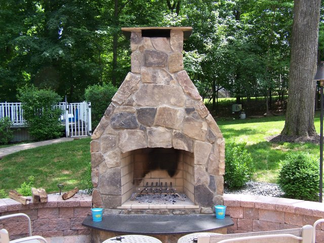 landscape design pavers patios outdoor kitchens stone walkways